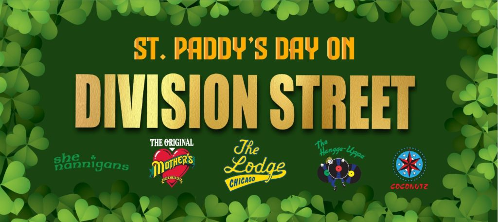 Division St Paddy's Day
