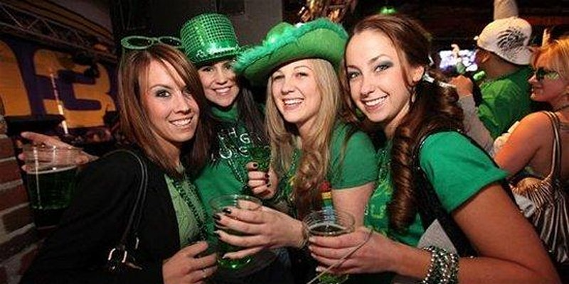 Lincoln Park St Patrick's Day Bar Crawl