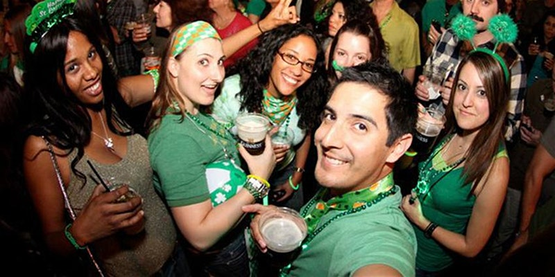 Logan Square St. Patrick's Day Bar Crawl