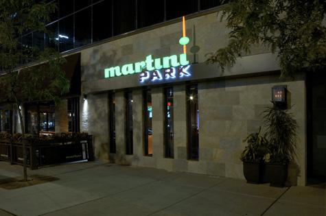 Martini Park Chicago