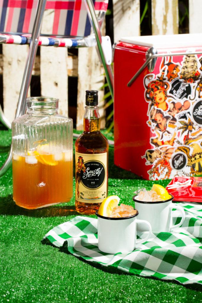 Sailor Jerry Backyard Tea