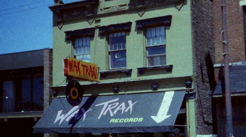 Wax Trax Chicago Lincoln Ave