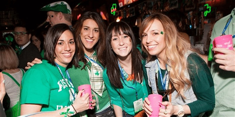 Wicker Park St. Patrick's Day Bar Crawl