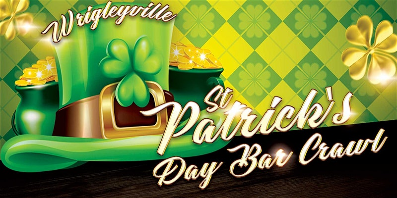 Wrigleyville St. Patrick's Day Bar Crawl
