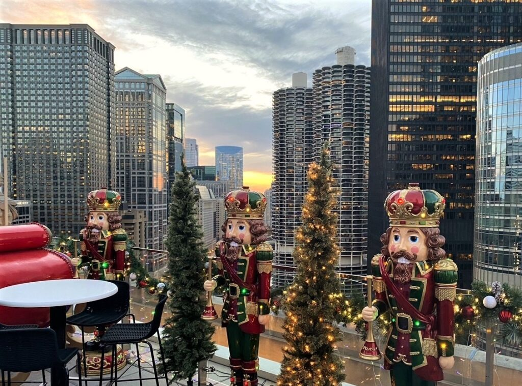 LH Rudolph Rooftop