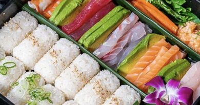 TAO Chicago at Home Sushi Kits
