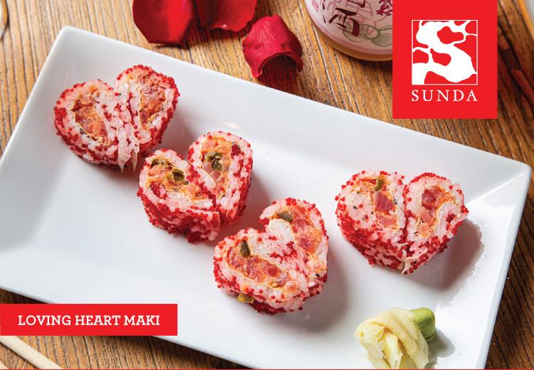 Sunda Heart Maki