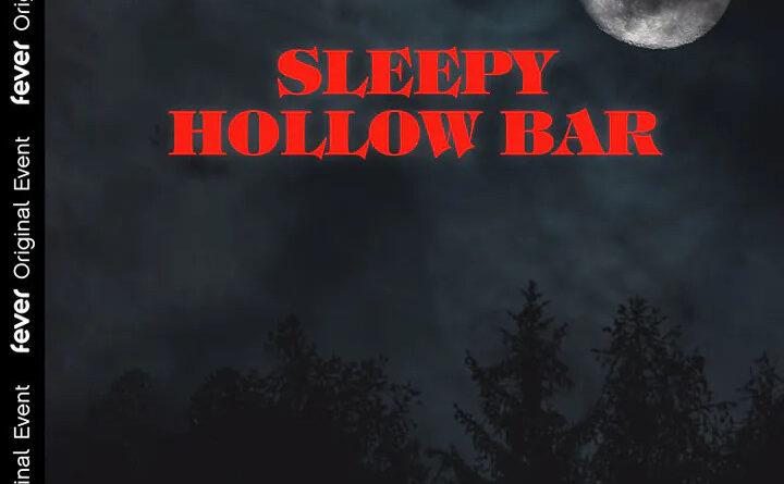 Sleepy Hollow Pop Up Bar